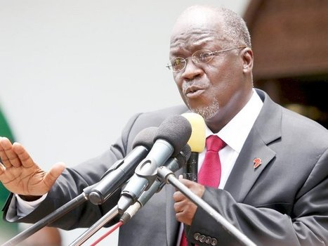 Tanzanian lecturer charged with insulting President Magufuli on WhatsApp   UgandaNuz   Scoop.it