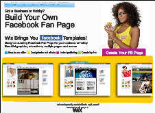 Wix Facebook Templates | Office Technology | Scoop.it