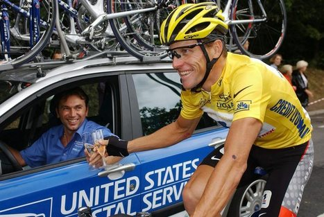 Lance Armstrong broke rules, but it was a logical choice | Sports Ethics: Lucas, C | Scoop.it