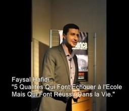 TEDx : 5 qualités qui font échouer à l'école mais réussir dans la vie ...   Enerlife.ch   Scoop.it