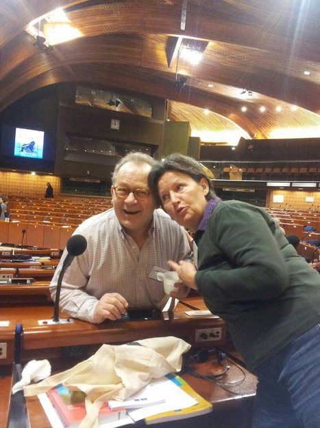 OPINION: Report on rights and poverty conference in Strasbourg | Basic Income News | Reflecting on Basic Income | Scoop.it