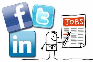 Redes sociales y la búsqueda de empleo | Eibarko Juan San Martin Liburutegia | Biblioteca Juan San Martín de Eibar | Biblioteca 2.0 - Daniel Jiménez | Scoop.it