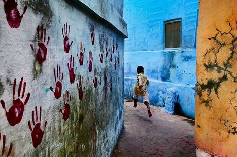 See India Through Steve McCurry's Lens | #Design | Scoop.it