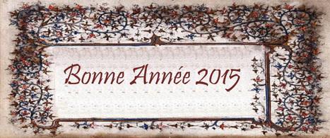 Bonne Année 2015 | L'actu culturelle | Scoop.it