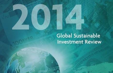 Investissement responsable : une forte progression, dopée par l'Amérique du Nord et l'Europe | ISR, DD et Responsabilité Sociétale des Entreprises | Scoop.it
