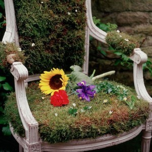Interior ideas unique garden ideas decorating for Fun garden decoration ideas