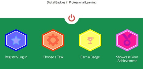 World of Learning - Badges in Professional Learning | Integration Ideas | Scoop.it