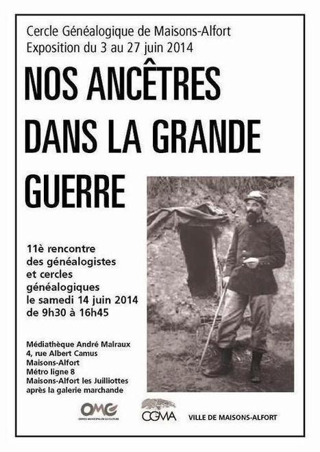 du 3 au 7 juin 2014 à la Médiathèque André Malraux | Charentonneau | Scoop.it