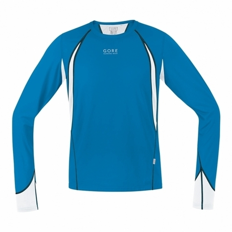 Le test du Maillot Air 4.0 manches longues Gore Running Wear - Lepape-info | Trail Running | Scoop.it