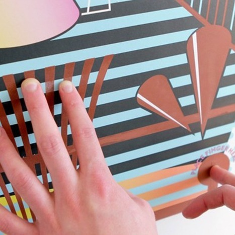 This Poster Makes Music When You Touch It | technology | Scoop.it