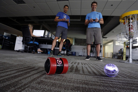 Startup innovation brings Disney's BB-8 droid toy to life | Digital and Social Marketing Tips | Scoop.it