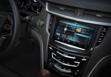 BlackBerry now fight against Google and Apple in the connected car market. | Rise of the Connected Cars | Scoop.it
