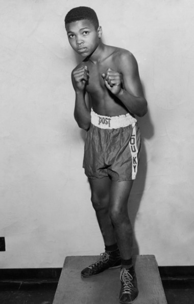 STANLEY STEAMER - -outlying-: Cassius Clay, c. 1950s | 1950's | Scoop.it
