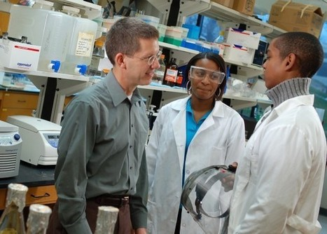 HHMI Hopes to Replicate Program to Produce More Minority Science Ph.D.s | Higher Education and academic research | Scoop.it