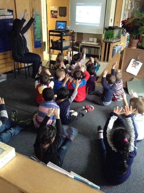 Packing a picnic in class in Mississauga, Canada!   Cosmic Kids Around The World!   Scoop.it