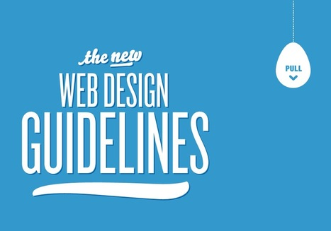 Gesture, Simplicity, Motion, Scale and Discovery: The New Design Guidelines   Content engagement   Scoop.it