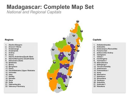 Madagascar Map - Apple Keynote Slide | Tools for Keynote Presentations | Scoop.it