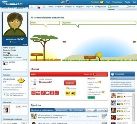 Analizamos las opciones para aprender inglés gratis (I) – Busuu   RedDOLAC   Scoop.it