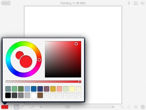 Practice Drawing, Painting Digitally With Brushes 3 | Tech Learning | Edtech PK-12 | Scoop.it