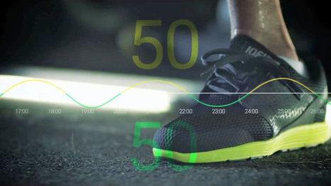 Samsung presenta sus primeras zapatillas de deporte inteligentes | Tecnología e Innovación | Scoop.it