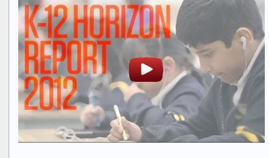 Life is not a race to be first finished » Blog Archive » 2012 K-12 Horizon Report | GSHP eLearning | Scoop.it