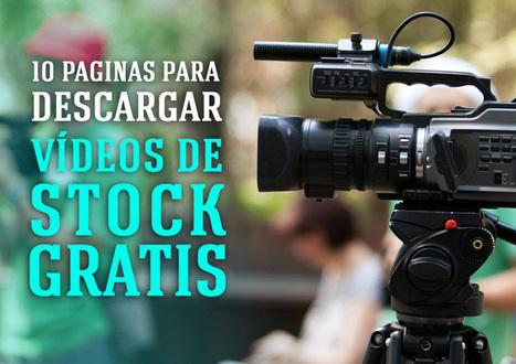 10 Paginas para descargar vídeos de stock gratis   Creativos   Scoop.it
