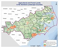 "N.C. Agriculture Commissioner Announces N.C. Sentinel Landscape Designation | Oriental - ""The Sailing Capital of North Carolina"" | Scoop.it"