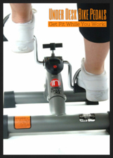 Under Desk Bike Pedals: Get Fit While You Work! | Health and Fitness | Scoop.it