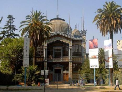 The Paris Pavilion: Home of the Artequin Museum   Revolver - Santiago Magazine   Chilean Art History and Culture   Scoop.it