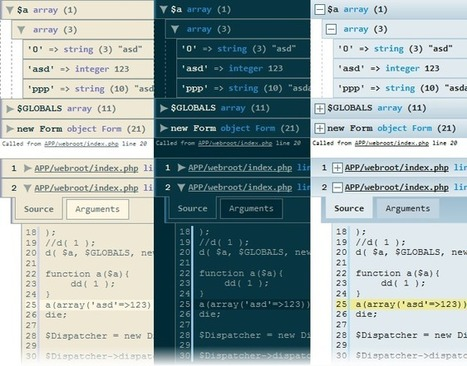 Kint, a debugging tool for PHP   veille techno   Scoop.it