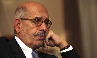 'I don't hope the military takes over': ElBaradei | Égypt-actus | Scoop.it