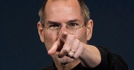 Pourquoi le monde de l'éducation aurait bien besoin de s'inspirer de Steve Jobs | Veille documentaire | Scoop.it