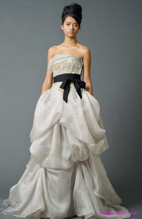 Vera Wang Dresses 2013 | fashplanet | Scoop.it