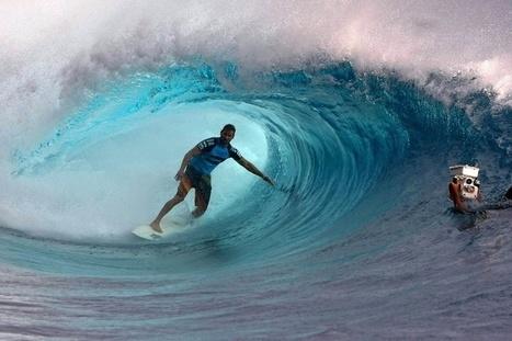 Surf : de très grosses conditions à Teahupoo | TAHITI Le Mag | Scoop.it