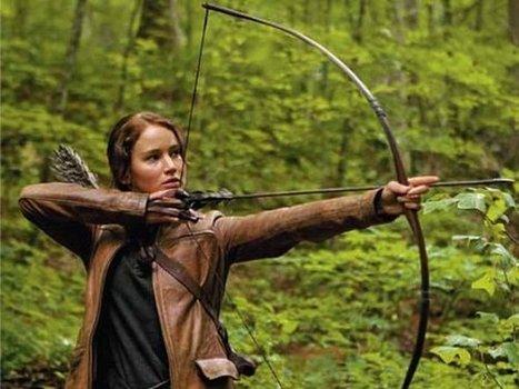 Hunger Games, les JO... et le tir à l'arc | LibraryLinks LiensBiblio | Scoop.it