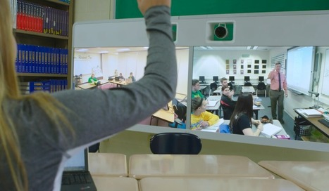Wisconsin School Embraces Telepresence in the Classroom | Ed Tech Integration | Scoop.it