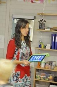 Linn Österås föregångare i pekplattepedagogin | iPad i undervisningen | Scoop.it
