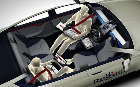 Αυτοκίνητο χωρίς οδηγό, για εργασία εν κινήσει | Kathimerini | ΜΕΣΑ ΜΑΖΙΚΗΣ ΜΕΤΑΦΟΡΑΣ | Scoop.it