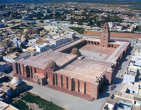 La Mezquita de Kairouan   Cultura Islámica desde la Antigüedad   Scoop.it