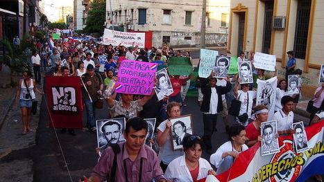 Marcha por los Derechos Humanos en Asunción | Derechos Humanos | Scoop.it