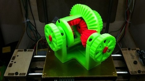 Can 3D Printing Rebuild Manufacturing In Australia? | e-merging Knowledge | Scoop.it