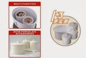 Toyomi Stew Cooker & Steamer At $21.9 | Online Singapore Shopping | Scoop.it