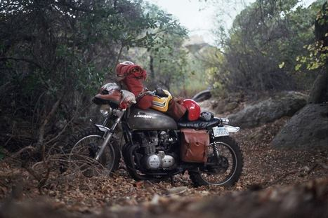 WAYFARER | Vintage Motorbikes | Scoop.it