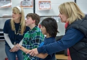 À Ashburn, des jeux vidéo sans manettes pour aider les autistes - Doctissimo (Blog) | Aspects positifs des JV | Scoop.it