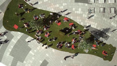 Coca-Cola vous déroule le tapis vert | streetmarketing | Scoop.it
