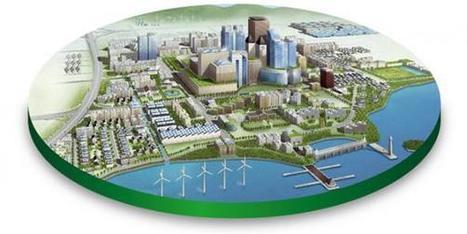Les nouvelles promesses de la ville intelligente   Architecture et Urbanisme - L'information sur la Construction Paris - IDF & Grandes Métropoles   Scoop.it