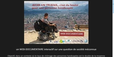 Un web-doc contre les préjugés sur l'emploi des handicapés - Faire Face | Handicaps dans les médias | Scoop.it
