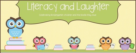 Reading Challenge - Literacy and Laughter | The Reading Librarian | Scoop.it