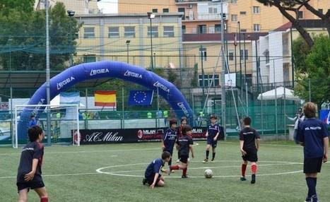 Il valore sociale dello sport nel progetto di Amway Italia - La Repubblica | L'impresa ideale | Scoop.it