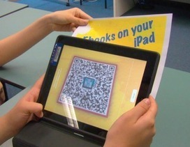Learning and Teaching with iPads: Discovery learning with augmented reality | Leadership Think Tank | Scoop.it
